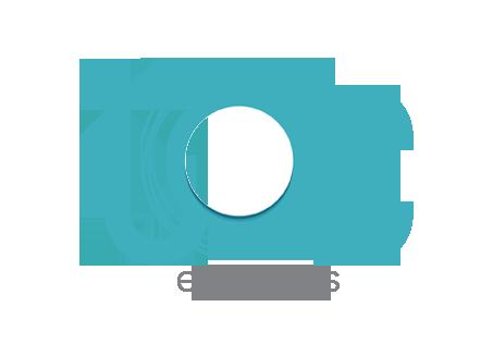 logotipo clínica especialista en toc